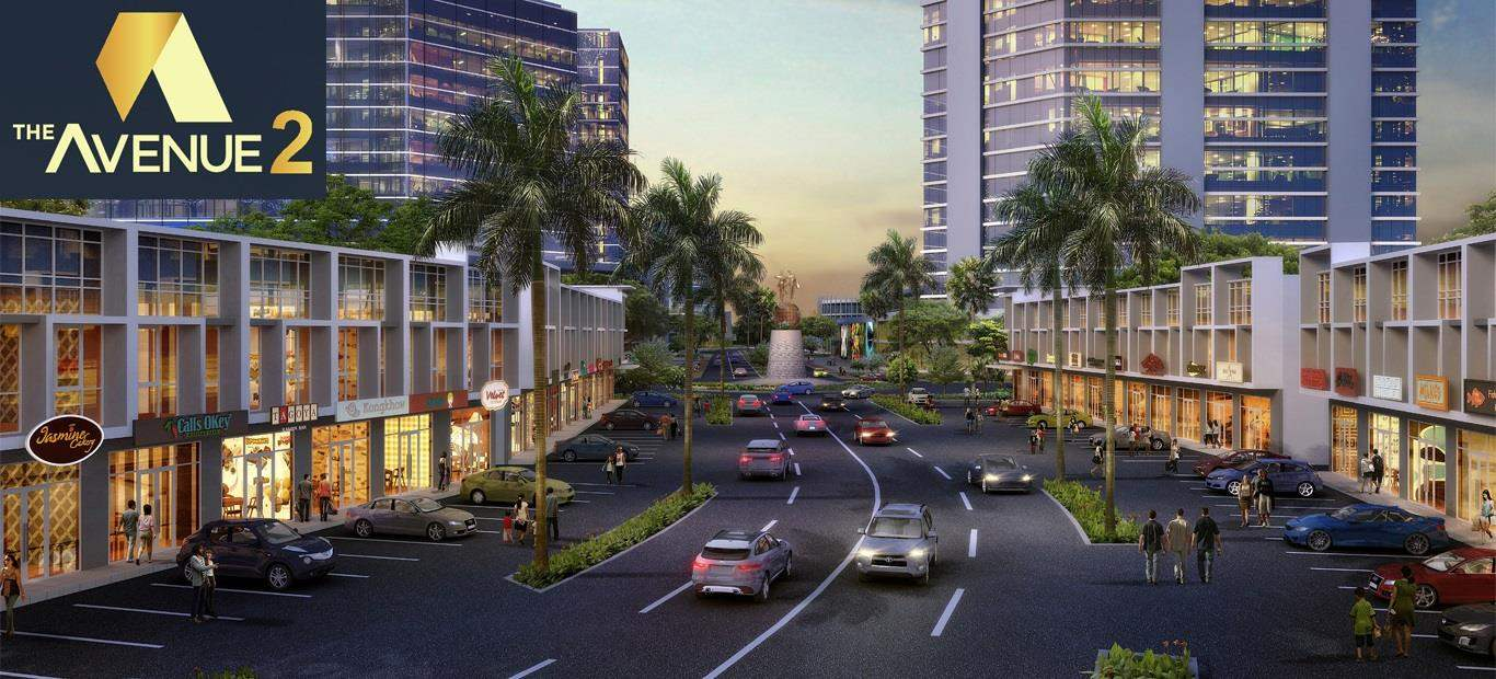 CitraLand Cibubur Ruko The Avenue 2