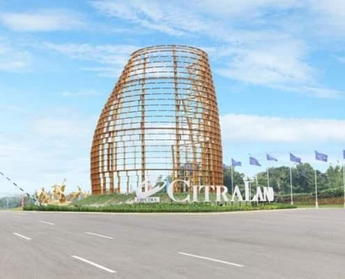 CitraLand Cibubur Gerbang Utama