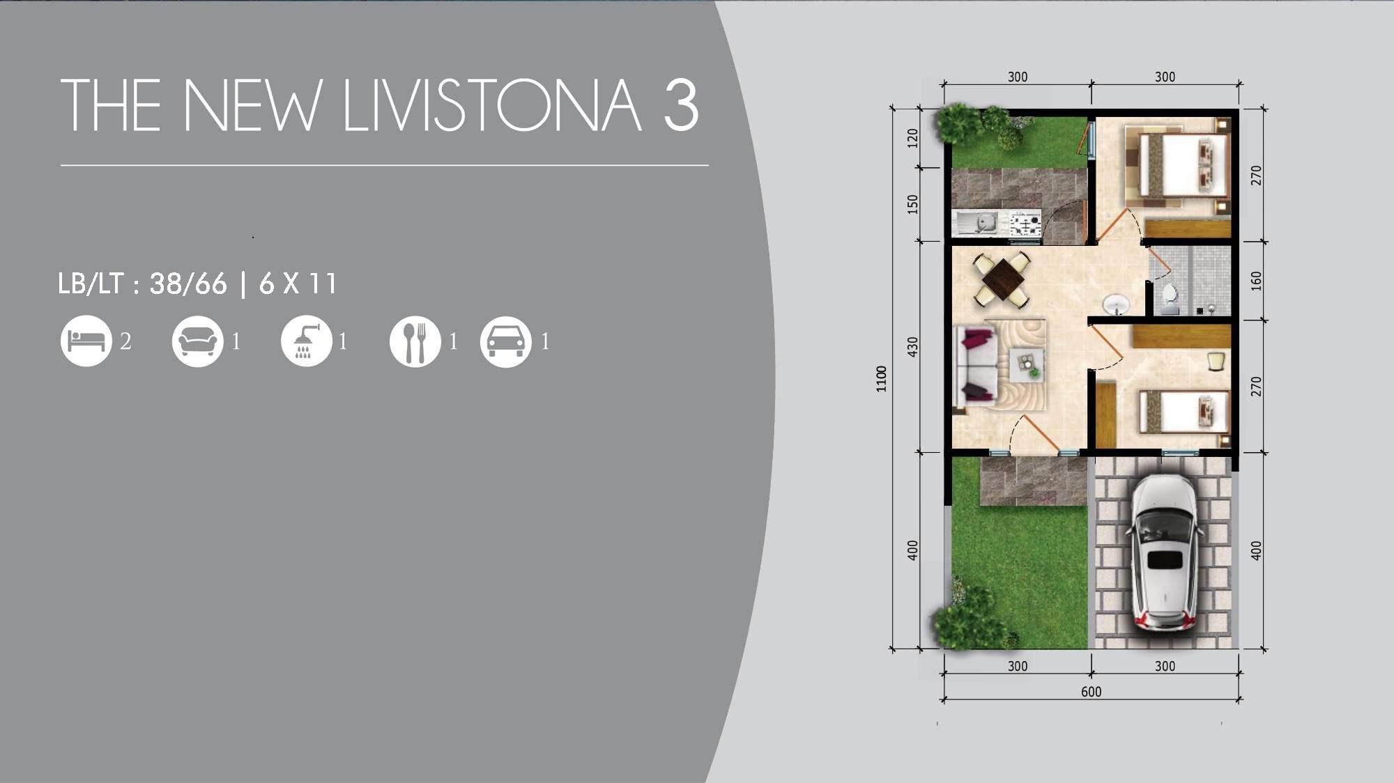CitraLand Cibubur Cluster The New Livistona