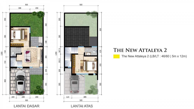 THE NEW ATTALEYA