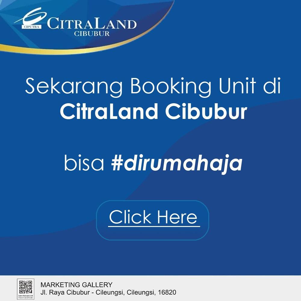 CitraLand Cibubur